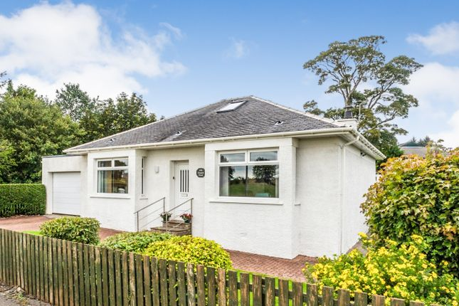 Thumbnail Detached bungalow for sale in Glasgow Road, Strathaven