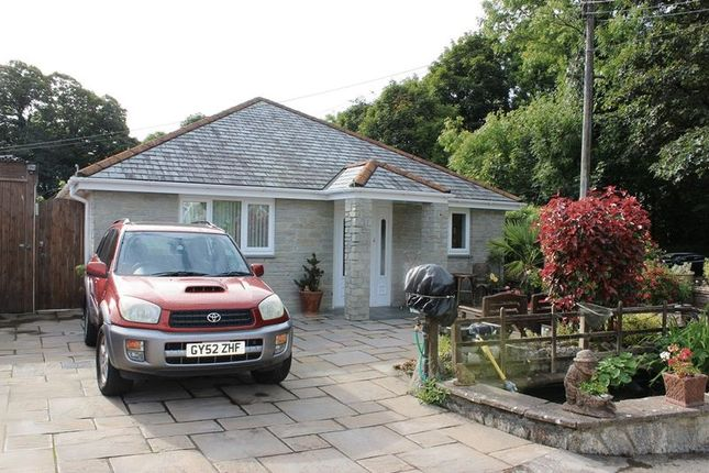 Thumbnail Detached bungalow for sale in Roche, St. Austell