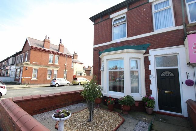 Thumbnail End terrace house for sale in Rose Court, Lowther Road, Fleetwood