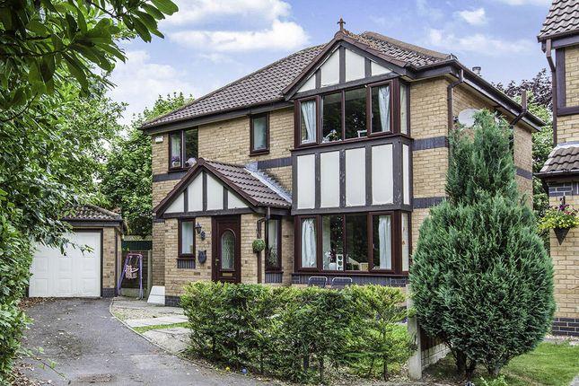 Thumbnail Detached house for sale in The Gables, Cottam, Preston