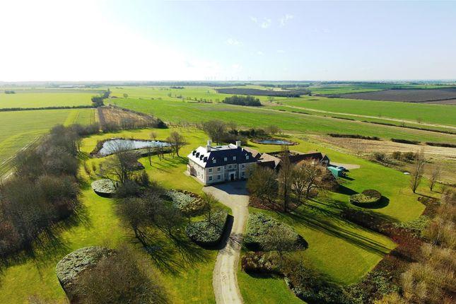 Thumbnail Detached house for sale in Keyston, Huntingdon, Cambridgeshire
