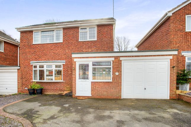 Thumbnail Detached house for sale in Salford Close, Woodrow South, Redditch