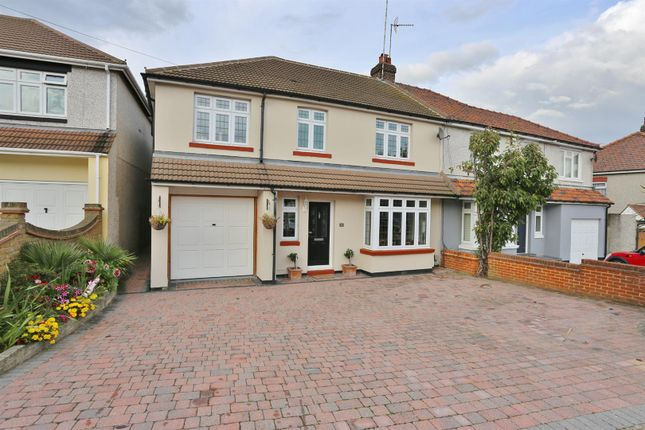 Thumbnail Semi-detached house for sale in Beverley Road, Bexleyheath