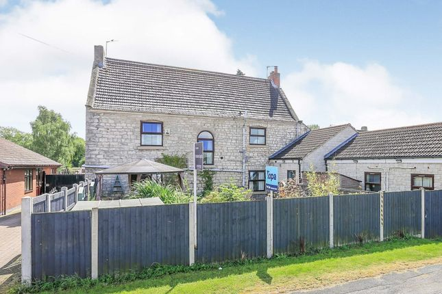 Thumbnail Detached house for sale in Hall Villa Lane, Toll Bar, Doncaster