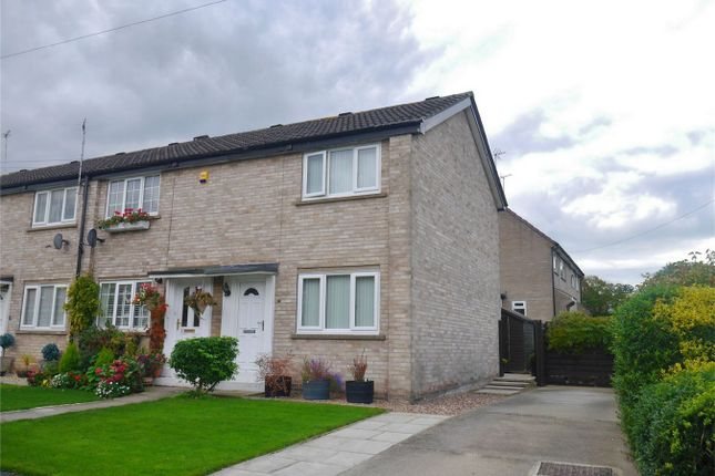 Thumbnail Semi-detached house for sale in Woodacre Green, Bardsey, Leeds, West Yorkshire