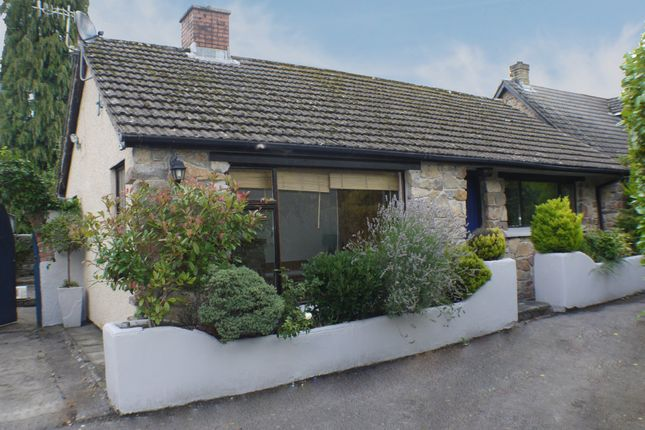 Thumbnail Detached bungalow for sale in Monkswood, Tintern, Monmouthshire, Wales