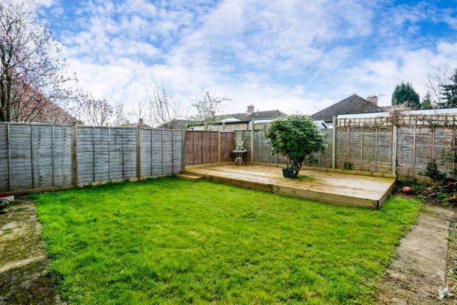 Garden of Chidham, Chichester, West Sussex PO18