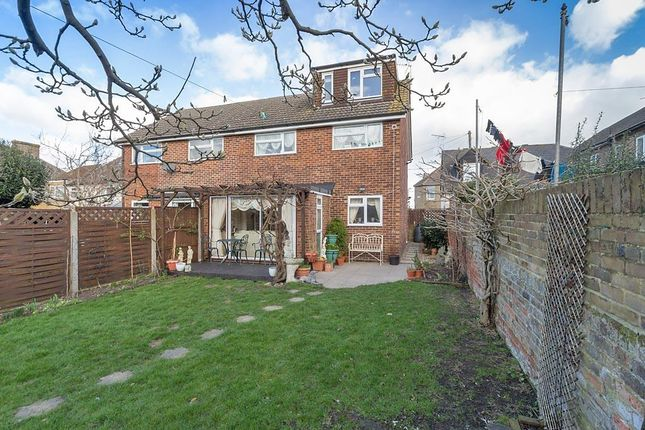 Thumbnail Semi-detached house for sale in Barrow Green, Teynham, Sittingbourne