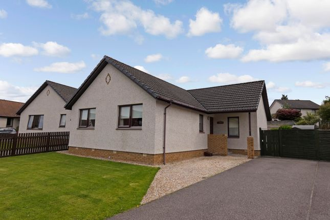 Thumbnail Detached bungalow for sale in Towerhill Drive, Cradlehall, Inverness
