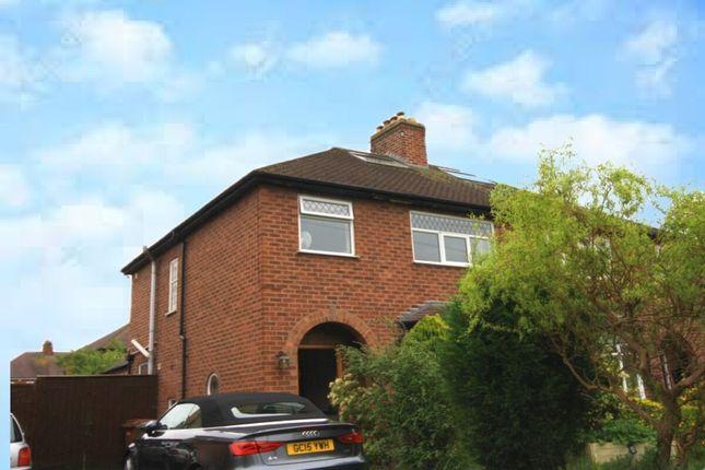 3 bed semi-detached house to rent in Shrewbridge Road, Nantwich CW5