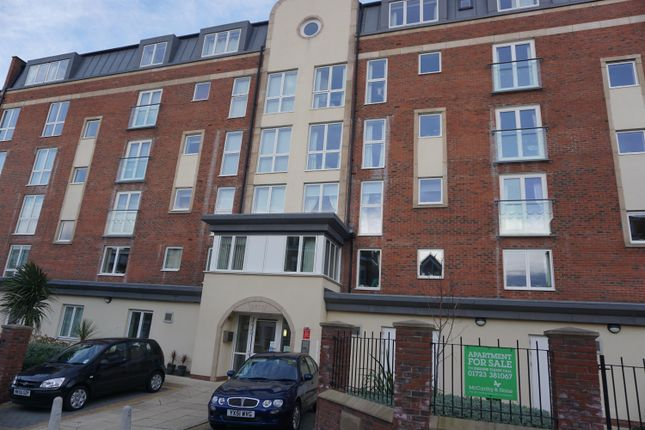 Thumbnail Flat for sale in North Bay Court, Scarborough