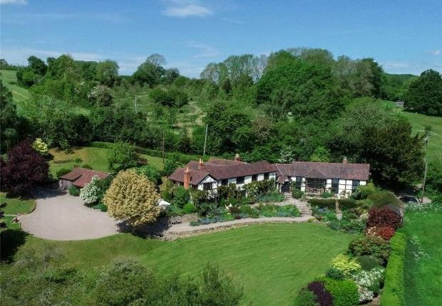 Thumbnail Detached house for sale in Coombe Lane, Cradley, Malvern