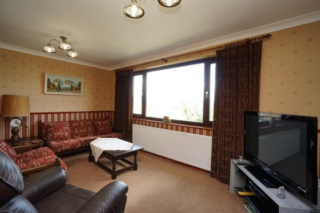 Living Room of St Quentin Rise, Bradway, Sheffield S17