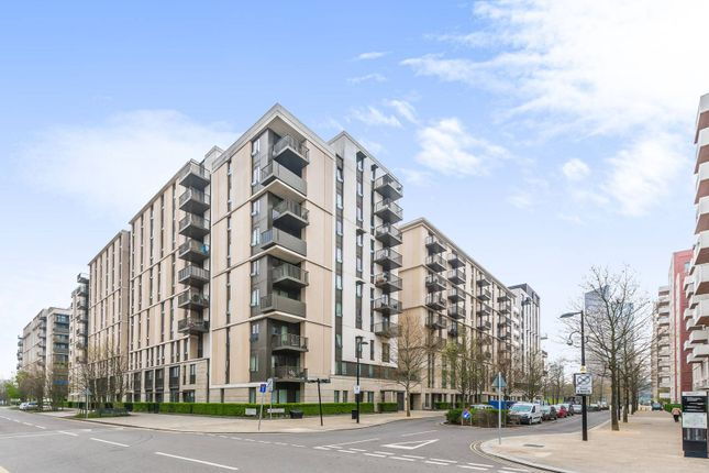 Thumbnail Flat to rent in Logan Close, Stratford, London