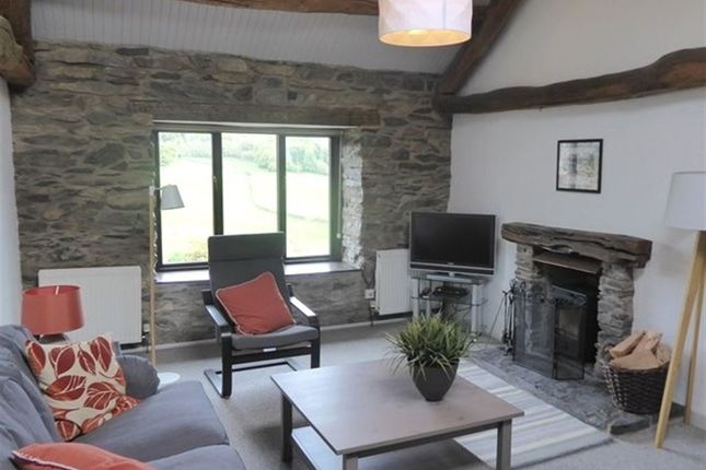 Thumbnail Barn conversion to rent in Swallowdale, Haverthwaite, Ulverston