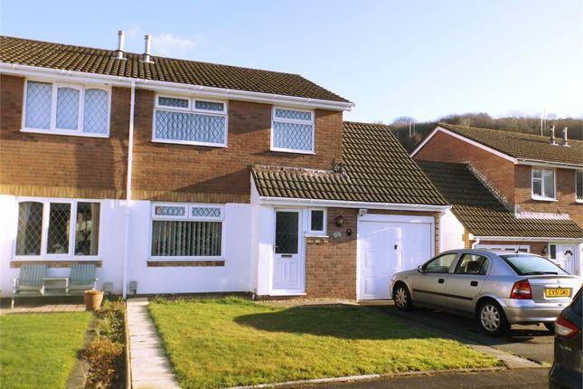 Thumbnail Semi-detached house for sale in Gwaun Afan, Cwmavon, Port Talbot, West Glamorgan