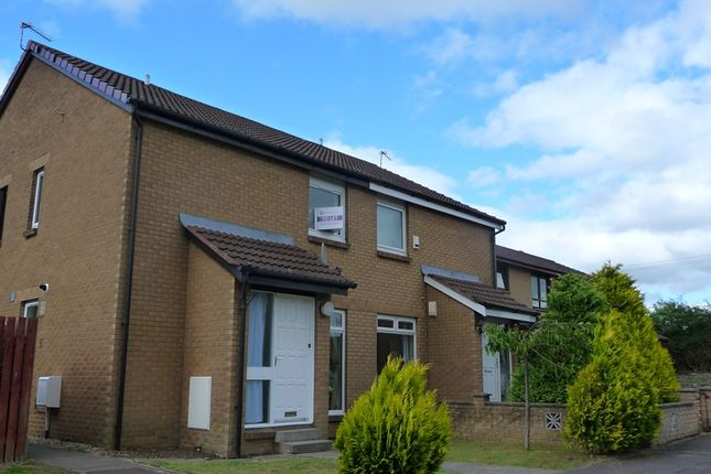 Thumbnail End terrace house to rent in Brechin Drive, Polmont
