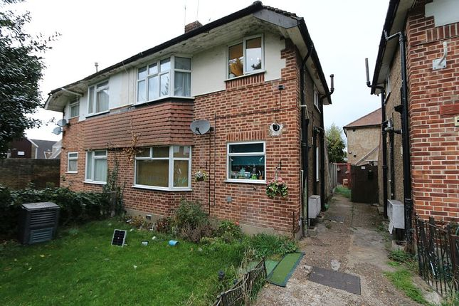 Thumbnail Maisonette for sale in Staines Road, Feltham, London