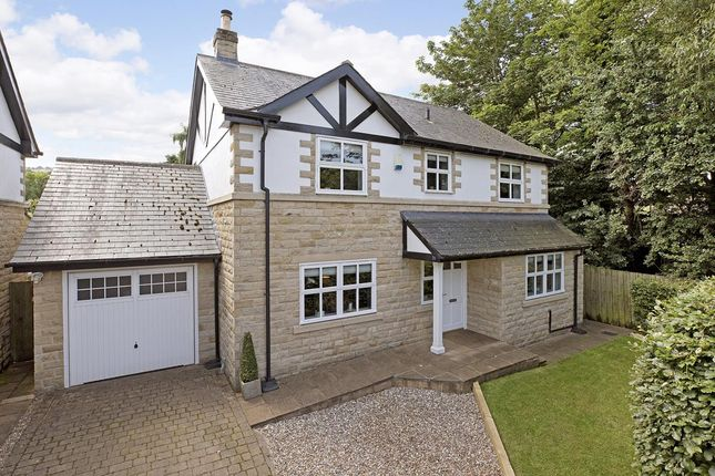 Thumbnail Detached house for sale in Vale Gardens, Ilkley