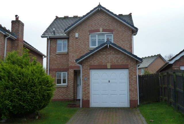 Thumbnail Detached house to rent in Larch Drive, Carlisle
