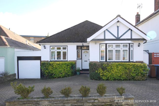 Thumbnail Bungalow for sale in Tolmers Gardens, Cuffley, Potters Bar