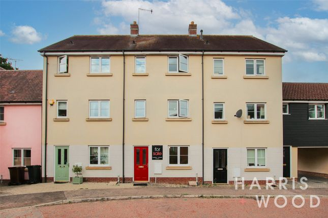 Thumbnail Terraced house for sale in Dickenson Road, Colchester