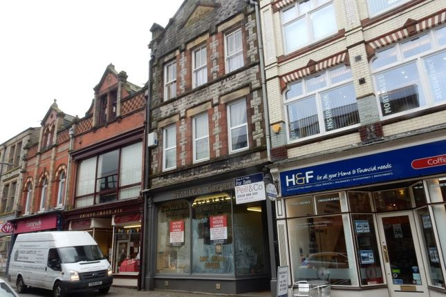Thumbnail Commercial property for sale in 16 New Market Street, Ulverston, Cumbria