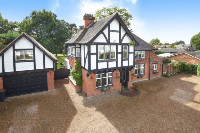 Thumbnail Detached house for sale in Mada Road, Locksbottom