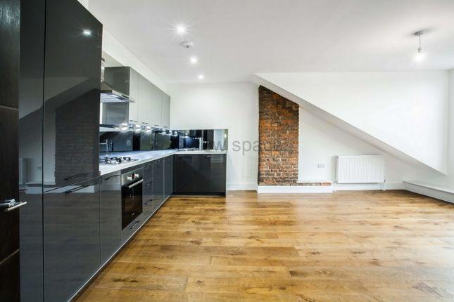 Thumbnail Flat to rent in Reighton Road, Clapton
