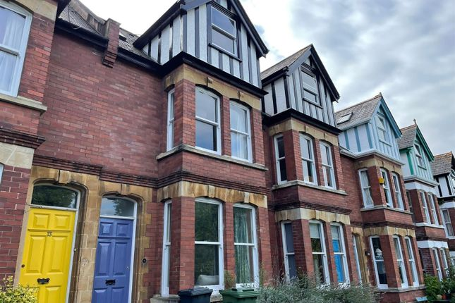 Thumbnail Terraced house to rent in Gordon Road, Exeter