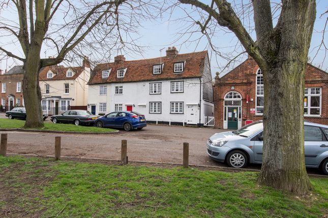 Thumbnail Cottage for sale in The Green, Writtle, Chelmsford