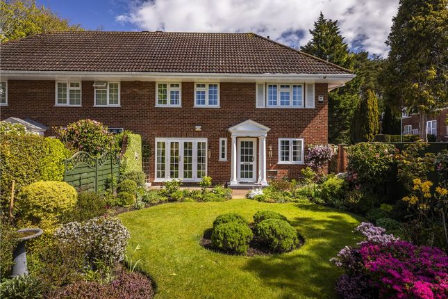 Thumbnail Semi-detached house for sale in Elm Gardens, Westbourne, Bournemouth