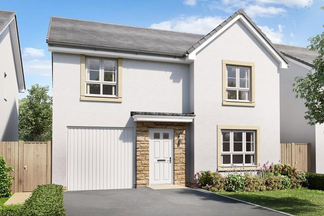 """4 bed detached house for sale in """"Kenmure"""" at Auchinleck Road, Glasgow G33"""