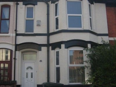 Thumbnail Terraced house to rent in Westminster Road, Earlsdon, Coventry
