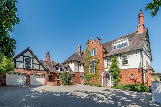 Thumbnail Detached house for sale in Clive Avenue, Church Stretton, Shropshire