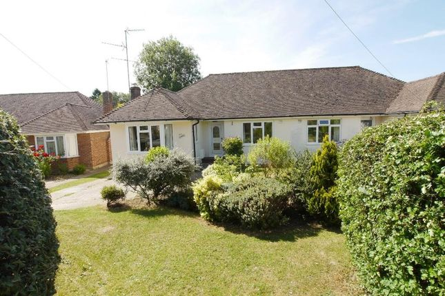 Thumbnail Bungalow to rent in Hill Mead, Horsham