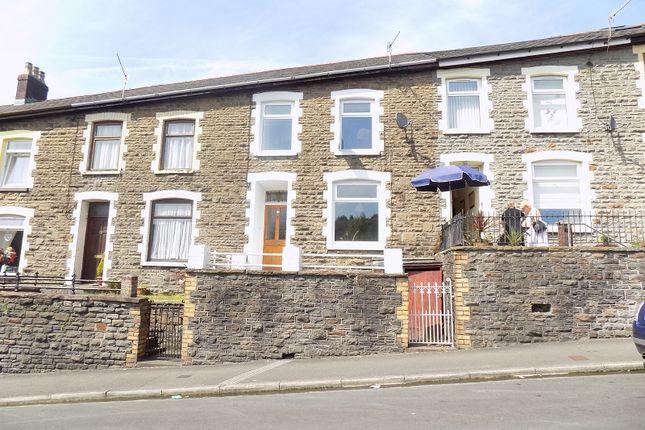 Thumbnail Terraced house to rent in Penrhys Road, Ystrad, Pentre, Rhondda, Cynon, Taff.