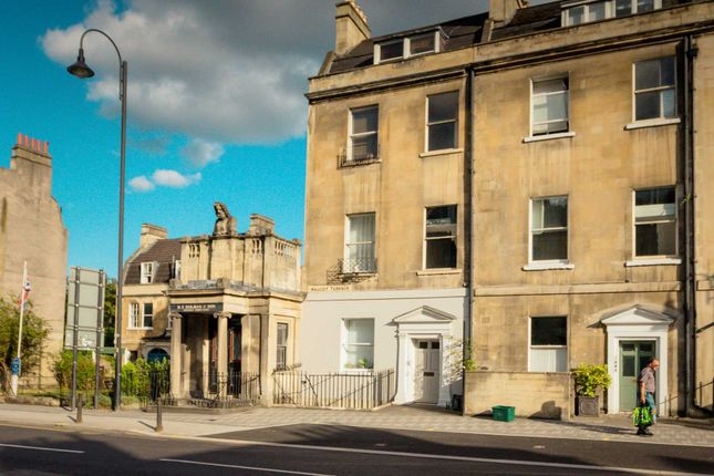Thumbnail Flat to rent in Walcot Terrace, Bath
