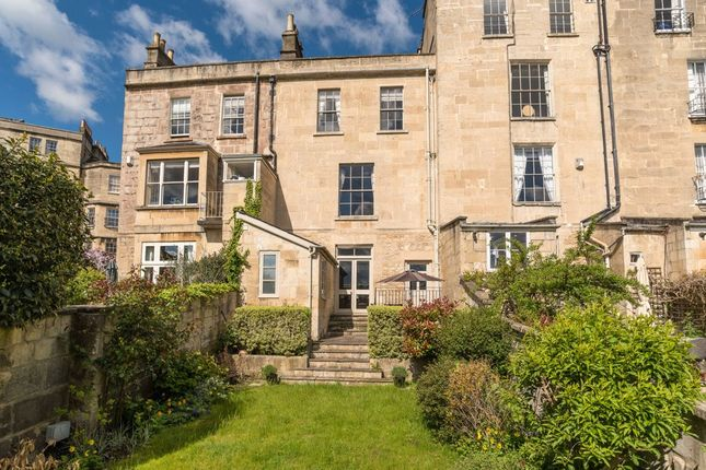Thumbnail Terraced house for sale in Ainslies Belvedere, Lansdown, Bath