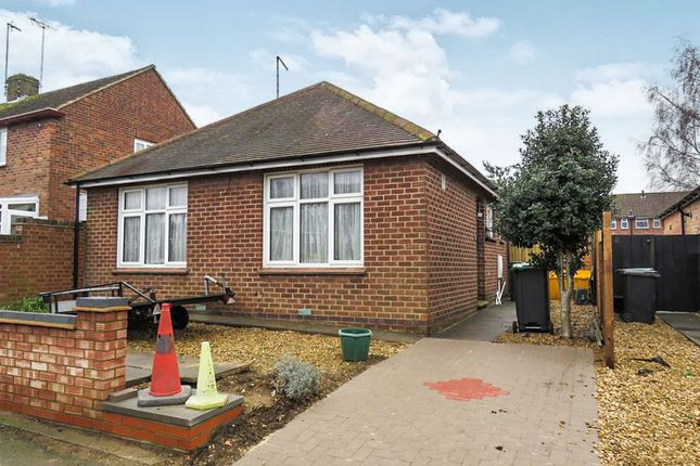 Thumbnail Detached bungalow for sale in Allen Road, Rushden