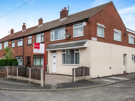 Thumbnail Semi-detached house for sale in Anglesey Road, Ashton-Under-Lyne, Greater Manchester, United Kingdom