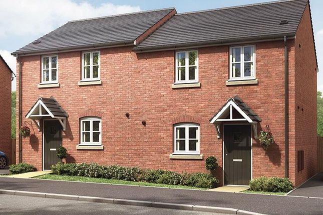 2 bedroom semi-detached house for sale in Kingstone, Hereford