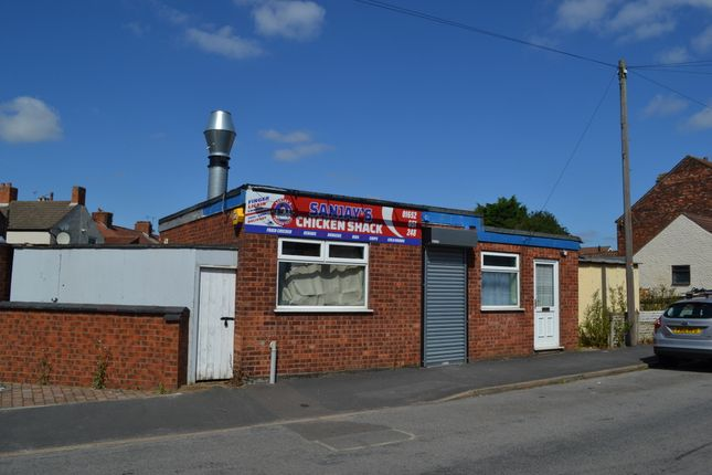 Thumbnail Restaurant/cafe to let in Glebe Road, Brigg North Lincolnshire