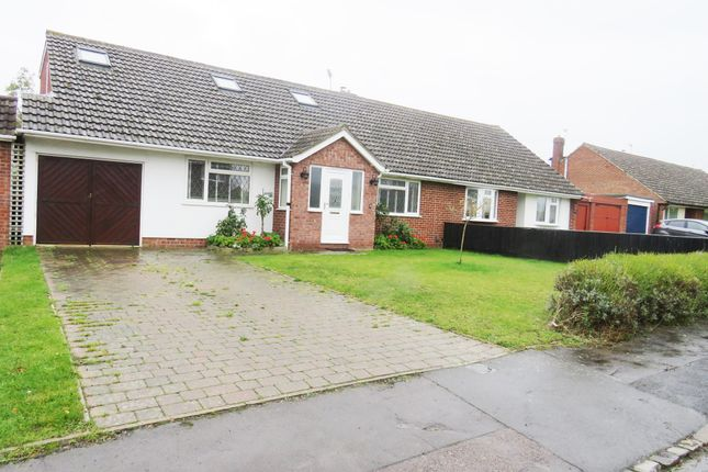 Thumbnail Semi-detached house for sale in Lapwing Lane, Cholsey, Wallingford