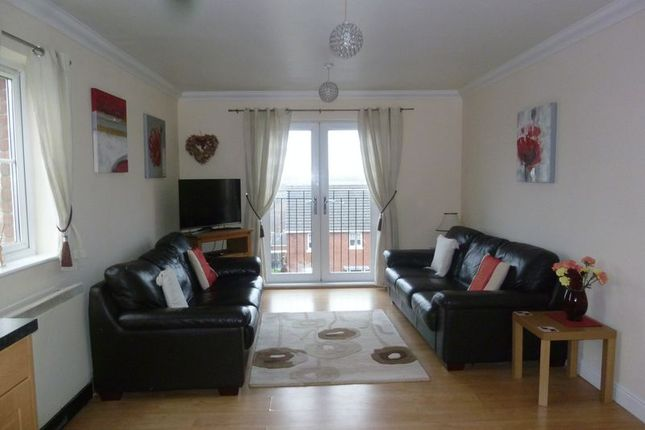 Thumbnail Flat to rent in Geraint Jeremiah Close, Neath