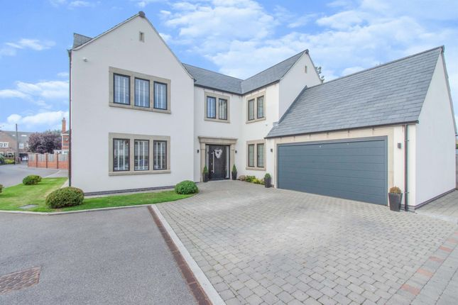 Thumbnail Detached house for sale in Whiphill Top Lane, Branton, Doncaster