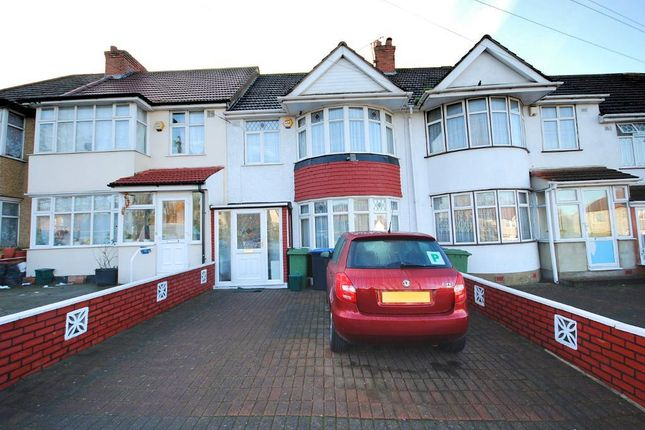 Thumbnail Terraced house for sale in Mount Pleasant, Wembley, Middlesex
