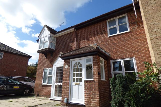 Thumbnail Terraced house for sale in Redmayne Drive, Chelmsford