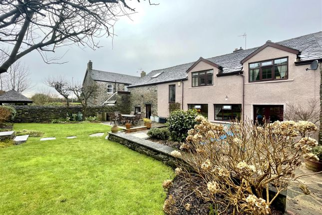 5 bed detached house for sale in The Green, Lindal, Ulverston LA12