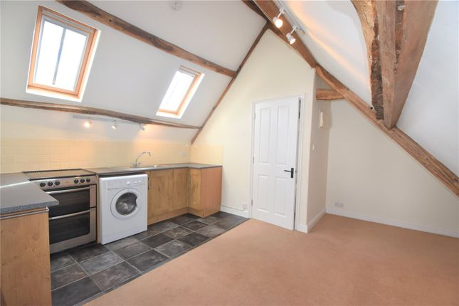 Thumbnail Flat to rent in Fore Street, Dulverton, Somerset